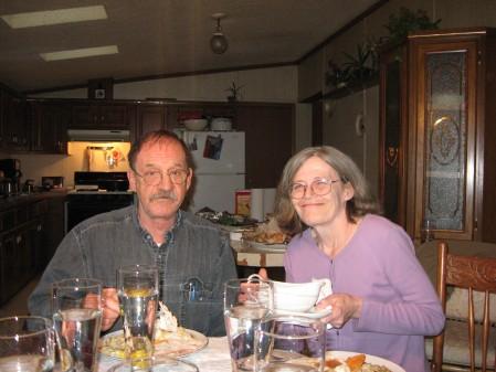 Denny & Lois